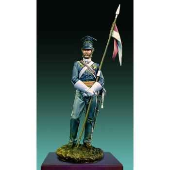 Figurine - Lancier du 17e régiment de Crimée en 1854 - S13-F01