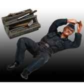 figurine mecanico luftwaffe con herraminientas 2g sw 14