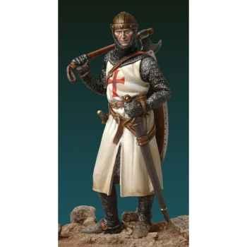Figurine - Chevalier Medieval, XIIIème siècle - SM-F53