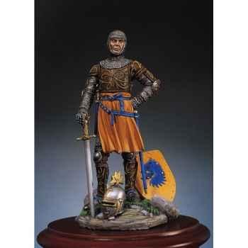 Figurine - Chevalier italien en 1300 - SM-F24