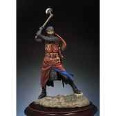 figurine chevalier arme dune hache sm f23