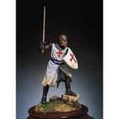 figurine chevalier de lordre des templiers en 1200 sm f22