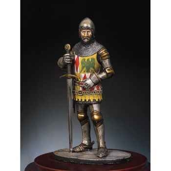 Figurine - Chevalier anglais en 1400 - SM-F31