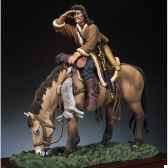 figurine archer hun a chevaen 450 sm f34