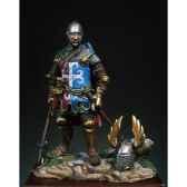 figurine chevalier en 1325 sm f37