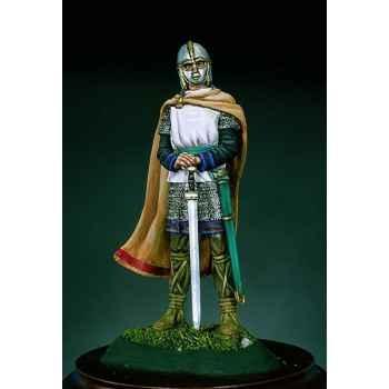 Figurine - Guerrier saxon au VIe siècle - SM-F38