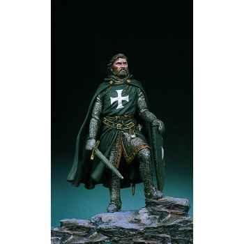 Figurine - Chevalier hospitalier en 1250 - SM-F42