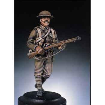Figurine - Fantassin  G.-B  - S3-F4