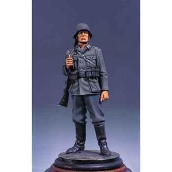 Figurine - Fantassin allemand debout - S5-F4