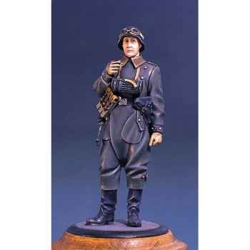 Figurine - Motocycliste allemand debout - S5-F6