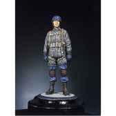 figurine parachutiste allemand en 1943 s5 f20