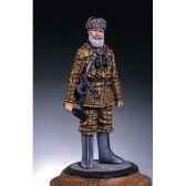 figurine partisan russe en 1943 s5 f24