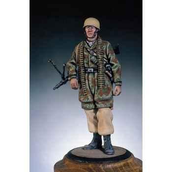 Figurine - Parachutiste allemand  Italie en 1943 - S5-F33