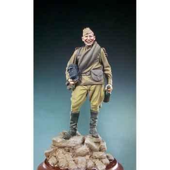 Figurine - Fantassin russe en 1945 - S5-F46