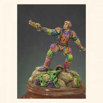 Figurine - Galaxy Raider - F-004