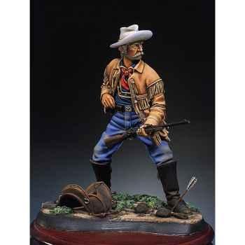 Figurine - Officier de cavalerie E.-U. en 1876 - S8-F10