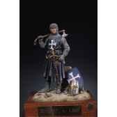 figurine chevalier en c1300 s8 f16