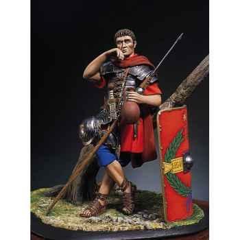 Figurine - Légionnaire romain en 125 ap. J.-C. - S8-F7