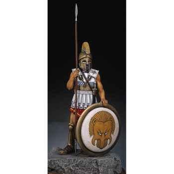 Figurine - Hoplite en 460 av. J.-C. - S8-F6