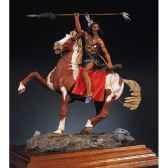 figurine crazy horse en 1876 s8 f3