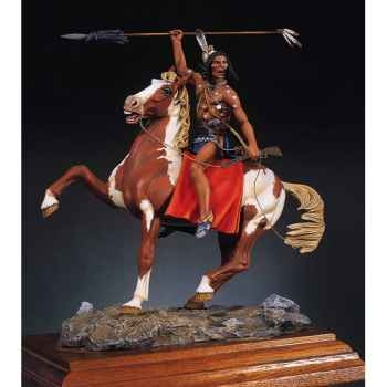 Figurine - Crazy Horse en 1876 - S8-F3