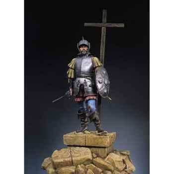 Figurine - Conquistador  Mexique en 1519 - S8-F2