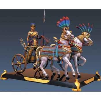Figurine - Char de combat de Ramsès II - S8-S02