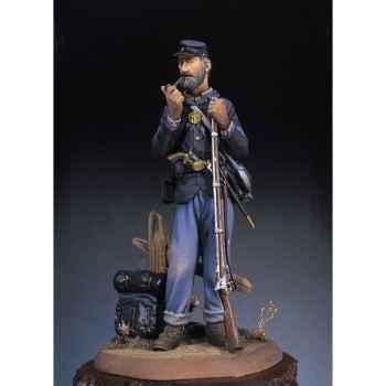 Figurine - Sergent d'infanterie E.-U. en 1863 - S8-F28