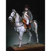 figurine napoleon a chevaen 1814 s8 f29