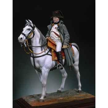 Figurine - Napoléon à cheval en 1814 - S8-F29