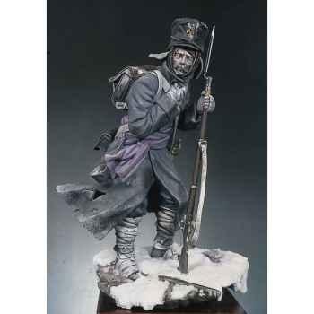 Figurine - La retraite en 1812 - S8-F31