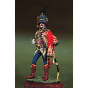 Figurine - Capitaine en 1805 - S8-F35