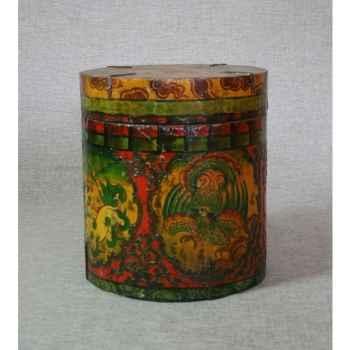 Coffre style tibétain 6 -KTR0015