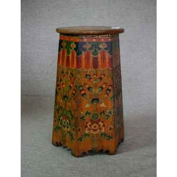 Coffre style tibétain 7 -KTR0016