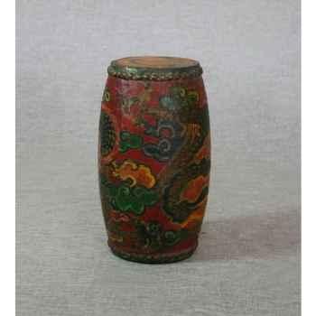 Coffre style tibétain 8 -KTR0018