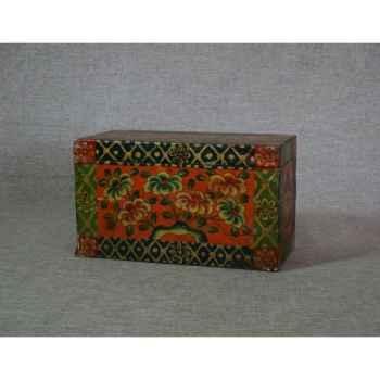Coffre style tibétain 9 -KTR0020