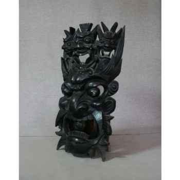 Masque style tibétain 3 -KTR0023