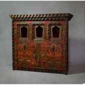 armoire style tibetain 1 ktr0035