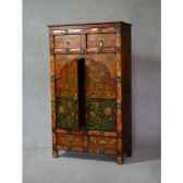 armoire style tibetain 3 ktr0037
