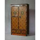 armoire style tibetain 5 ktr0043