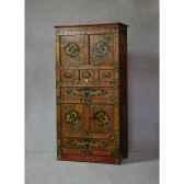 armoire style tibetain 6 ktr0045