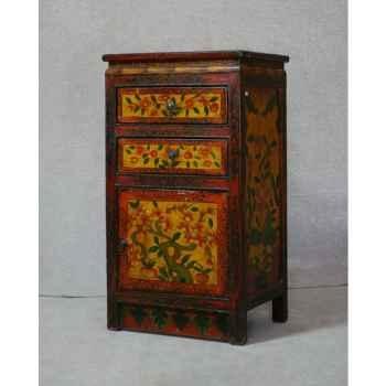 Armoirette style tibétain 6 -KTR0083