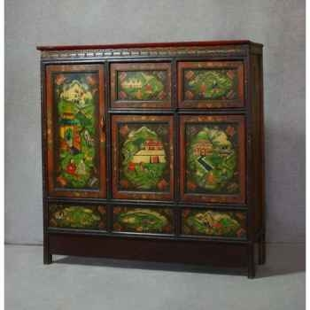 Buffet style tibétain 22 -KTR0088