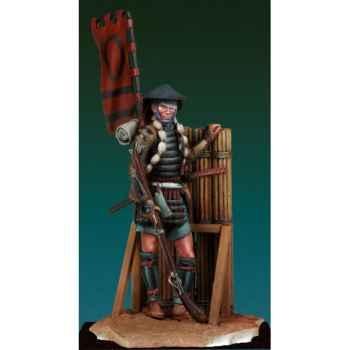 Figurine - Ashigaru XVI siècle, Arquebusier - SG-F118