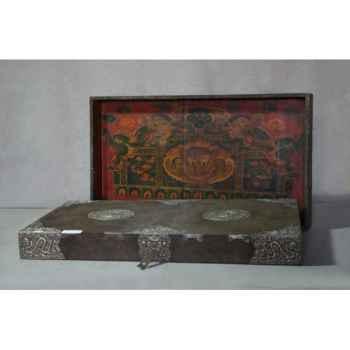 Objet style tibétain 12 -KTR0150