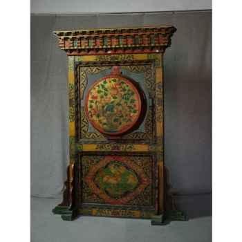 Objet style tibétain 13 -KTR0154