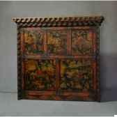 armoire style tibetain 15 ktr0155