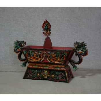 Objet style tibétain 14 -KTR0156