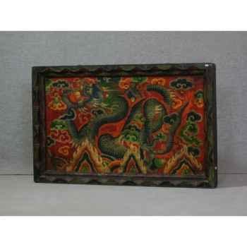Tableau style tibétain 4 -KTR0174