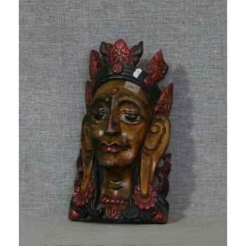 Masque style tibétain 5 -KTR0182